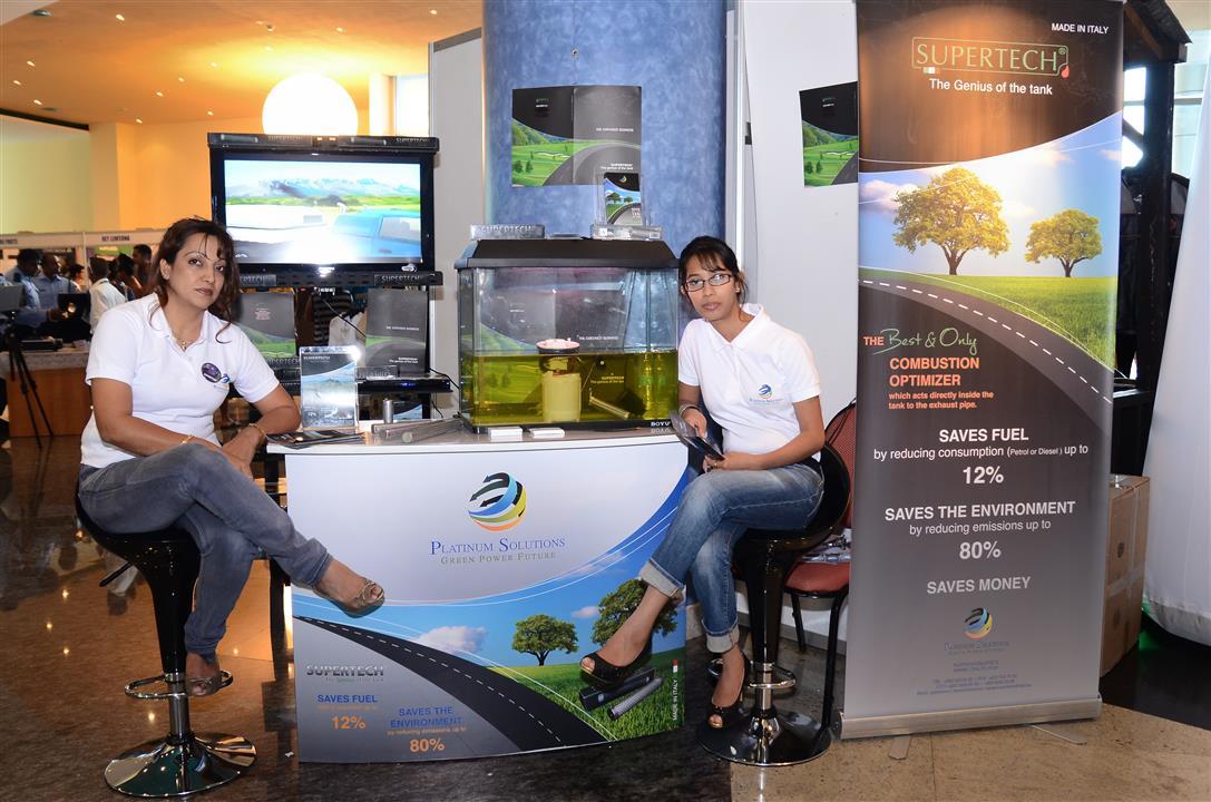 Mauritius Engen Motor Show 2013